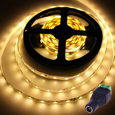 Nonwaterproof 5M 5630 SMD 300 LED Bande Ruban Strip Light Warm White DC12V