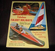 Fabulous Folbot Holidays Handbook 5th Edition: J. Kissner, Patrick M. Royce