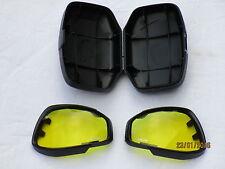 ess ADVANCER V12 verres pour balistique Lunettes de protection, jaune
