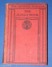 The Jungle Book - Ruyard  Kipling - School Edition 1932