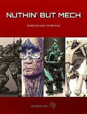 Nuthin' but mech: sketches and renderings by Design Studio Press
