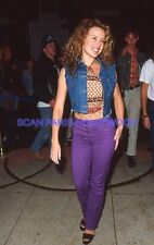 KYLIE MINOGUE 90s DIAPOSITIVE DE PRESSE ORIGINAL VINTAGE SLIDE #41