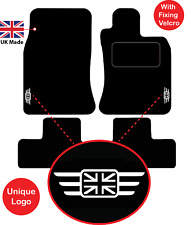 MINI Cooper 2001 to 2006 R50 R53 Car Floor Mats Unique logos & fixing Velcro