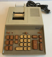 Vintage Calculator Comptometer Victor Medalist 306 - Tested And Works