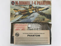 Vintage Airfix Model Kit 04013 - Mc Donnell F 4 Phantom - 1/72 series 4 Compl