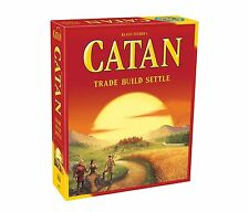 Settlers of Catan Board Game 5th Edition NEW