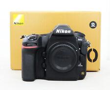 "# Nikon D850 45.7 MP Digital SLR Camera - Black ""38K cut"" S/N 3177"