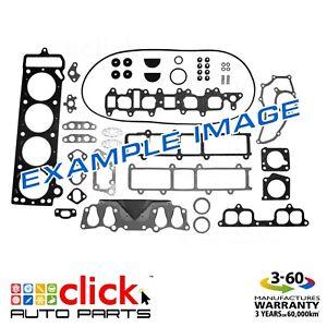 VRS HEAD Gasket Set for Ford Courier Econovan Mazda 626 929 B2000 E1800 F8 FE