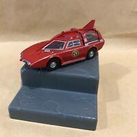 CAPTAIN SCARLET SPECTRUM PATROL CAR DETAILED PLASTIC MODEL TOY KONAMI JAPAN EXC!