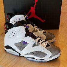 7a0f8f36c36 New Nike Air Jordan Retro 6 Flight Nostalgia Concord CI3125-100 Men's Size 9