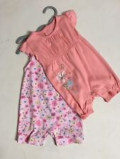Matalan Floral Babygrows & Playsuits (0-24 Months) for Girls