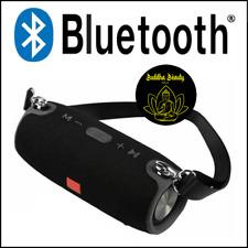 CASSA SPEAKER BLUETOOTH IMPERMEABILE USB VIVAVOCE SMARTPHONE PORTATILE 40 W RMS