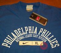 RETRO PHILADELPHIA PHILLIES MLB BASEBALL T-Shirt SMALL NEW w/ TAG