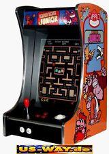 """G288D Classic Arcade TV Video Spielautomat Bartop Thekengerät 19"""" LCD Bildschirm"""
