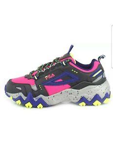 Fila Womens Oakmont TR Trail/ Hiking Shoes Size 11
