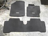 Genuine Toyota Yaris Car Mats Floor Mat Set