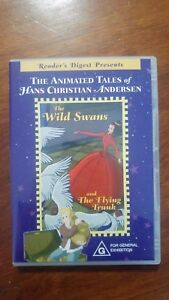 Hans Christian Andersen - The Wild Swans and the Flying Trunk DVD