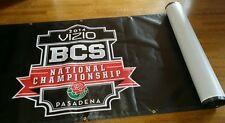 EVENT USED - 2014 BCS NATIONAL CHAMPIONSHIP BANNER SIGNAGE FLORIDA ST, AUBURN