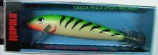 Squid Calamari RAPALA 90 mm 9 cm SQ09 GGT pesca VERDE SCHIENA paletta