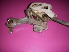 2003 WR 250F WR250F rear brake caliper calliper system break assembly pads
