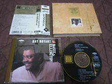 Ray Bryant Plays Basie & Ellington Japan Limited Gold CD in Box OBI Audiophile