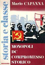 Mario Capanna = MONOPOLI, DC , COMPROMESSO STORICO