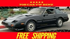 1984 Nissan 300Zx Turbo 2dr Hatchback