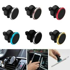 360 Universal Car Magnetic Air Vent Mount Holder Stand For iPad Mini Samsung S7
