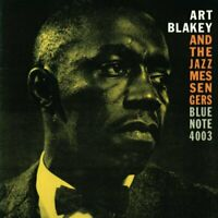 Art Blakey and The Jazz Messengers - Moanin [CD]