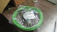 NEW IN PKG. SIEMENS 6FX5002-2CA34-1AD0 SIGNAL CABLE ENCODER