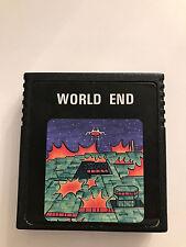 ATARI 2600  SPIEL - World End