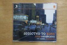 Josh Abrahams And  Amiel Daemion*  – Addicted To Bass  ( C209 )