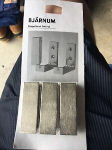 Brand New IKEA BJARNUM BJÄRNUM Folding Hook Hanger Rack (3-PACK) No. 601.525.90