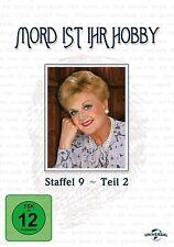 MORD IST IHR HOBBY-STAFFEL 9-TEIL 2 3 DVD NEU