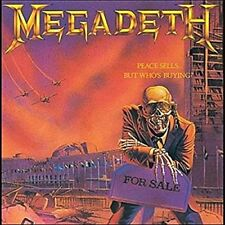 Peace Sells... but Who's Buying - Megadeth CD EMI