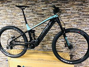 E-Bike MTB BIANCHI T-TRONIK REBEL 9.1 2021 SIZE S New
