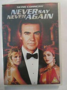 Never Say Never Again - DVD