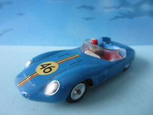 """VINTAGE SOLIDO N°112 (série100) DB. PANHARD 24h LE MANS """"46"""" 1/43 MADE IN FRANCE"""
