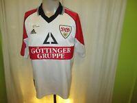 """VfB Stuttgart Original Adidas Heim Trikot 1998/99 """"Göttinger Gruppe"""" Gr.M"""