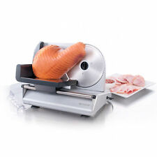 Maxim 200w Electric Food Slicer Slices Meat Cheese Fruit Vegetables Bread
