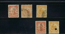 GOLD MINING OF COLOMBIA.  Varietys  'Litho. 'Proofs.- 'Ovptd.   1930-40