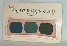 """Mary Kay Eye Shadow Palette """" Vintage Fashion"""" Greens # 0475"""