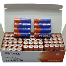 60 x LR6 1.5V AA Alkaline Batteries 2A Battery For Remote Toys Wholesale lots