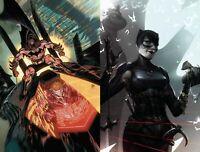 DC Comics 2020 Batman #96 Main + Francesco Mattina Var Joker War NM  6-3