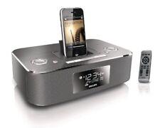 Philips DC290B/37 iPod/iPhone Speaker Dock (Aluminum)