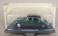 CITROEN ID 19 CONFORT BELGIQUE 1963 -  ATLAS - 1/43EME - NEUF SOUS BLISTER !!
