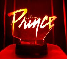 Prince nightlight