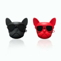 French Bulldog 3D Silicone Case Cover For Apple Airpods Pro 1st & 2nd Generation