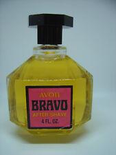 Rare Vintage Avon Bravo Men's Cologne 4Oz