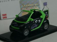 Busch Smart Fortwo Cabrio KLEINER FEIGLING, 46170-134 - 1:87